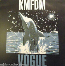 "KMFDM - Vogue ~ 12"" Single PS"