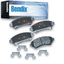 Bendix SBC52 Stop By Bendix Ceramic Brake Pads Pair Left Right Pad PGD52 pa