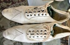 Antique woman's leather shoes