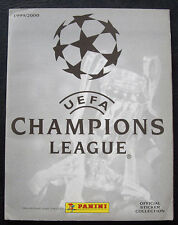 Leer PANINI CHAMPIONS LEAGUE 1999-2000 STICKER ALBUM empty