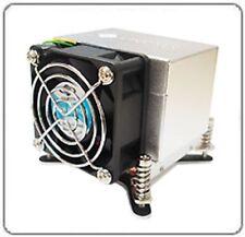 Servidor de CPU radiador 2u activamente zócalo 775 2he CPU radiador p66g side Blower