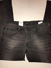 "BNWT LEE Daren Grey Slim Fit Jeans. Size 36""W X 32""L"