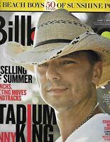 Billboard Magazine Kenny Chesney Beach Boys Country Music Summit Awards 2012