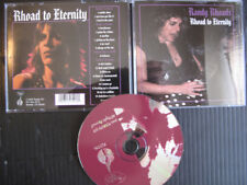 randy rhoads rhoad to eternity rare cd