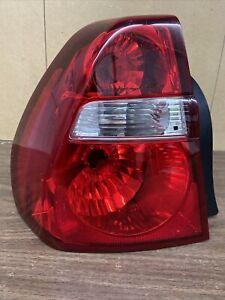 2004,2005,2006,2007,2008 Chevrolet Malibu Driver Left Side Tail Light Oem