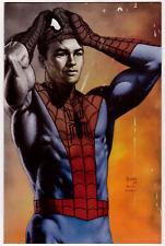 PETER PARKER THE SPECTACULAR SPIDER-MAN #1 Fan Expo Joe Jusko VIRGIN Variant NM+