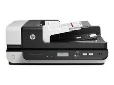 HP Enterprise Flow 7500 escáner de superficie plana, ADF dúplex (50 ppm/100 IPM)