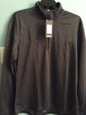 Craft Spark Men's Mid Layer Half Zip Top Black Sz. XXL. Cycling Jacket   NWT