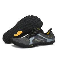 SAGUARO Mens Aqua Water Shoes Socks Beach Surf Wet Swimming Wetsuit Boots #A32