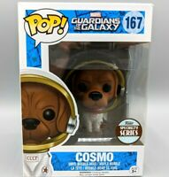 🔥Funko POP! Marvel #167 Cosmo SPECIALTY SERIES Guardians of the Galaxy Vaulted