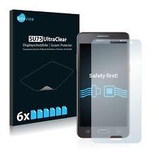 6x Savvies Su75 Film de protection Écran pour Samsung Galaxy Grand Prime Sm-g53