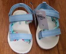 OshKosh B'gosh Toddler Girl Sandals Blue size 5