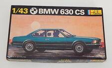 Heller BMW 630 CS Model Kit 1/43 Scale # 166