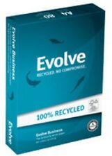 Evolve-A4 Stampante Carta Premium 90gsm Bianco 500 fogli per risma NUOVO CON ETICHETTA