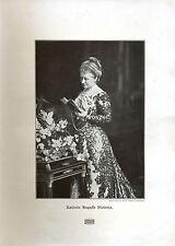 Kaiserin Auguste Victoria --  aus 1903