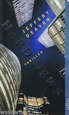 *~ HARD news - Jeffery DEAVER  tb (2006)