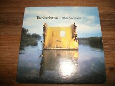 The Cranberries: When Your Gone (CD Single, 1996) Includes 4 Live tracks in VGC