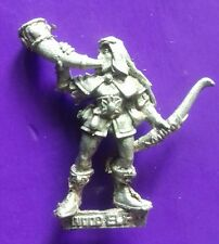 Scout comando músico Wood Elf Elfos citadel GW Games Workshop arco arquero