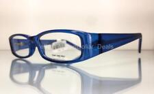 Women's Trend Rx Prescription Eye Glasses Frames Blue - WP 2001 - 51-15-135