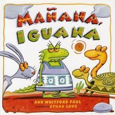 Manana, Iguana by Paul, Ann Whitford