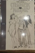 TERRY MOORE STRANGERS IN PARADISE GALLERY EDITION NEW/SEALED