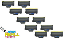 10PK Compatible TN-360 TN360 High Yield Toner Cartridge for the Brother HL-2140