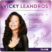 VICKY LEANDROS - DAS BESTE,15 HITS   CD NEU