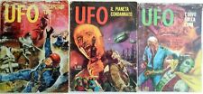 LOTTO EDIFUMETTO UFO RISTAMPA N. 1-3 1979 COMPLETA