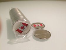 CANADA 2015 COMMEMORATIVE 50 YRS OF CANADIAN FLAG RARE ROYAL CANADIAN MINT ROLL