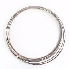 Copper Nickel Brake Line Tubing Kit 1/4 25 Ft Coil Roll