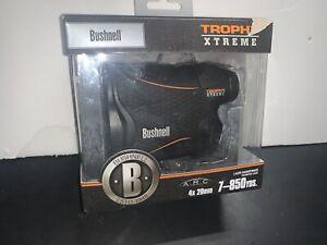 Bushnell Hunting Laser Rangefinders 202645 4X20 Trophy Xtreme 1 NEW