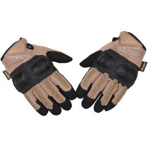 Cycling Biker Gloves Impact Resistant Anti-slip BMX MTB XC Racing Riding Sports