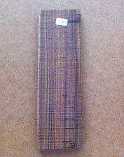 Rare Desert Ironwood 185x59/56x12mm Blank Knife Exotic Wood