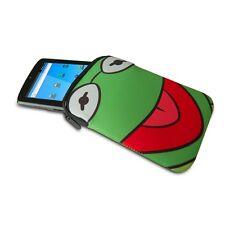 OFFICIAL NEW PDP Disney Big Face Neoprene Sleeve for 7 inch eReader - Kermit