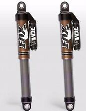 YAMAHA SR VIPER SNOWMOBILE RTX LTX XTX STX FRONT FOX FLOAT 3 EVOL R SHOCK KIT