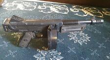 Vintage Mattel Thunder Burp Sub Machine Gun Toy 1957 Tommy Gun works