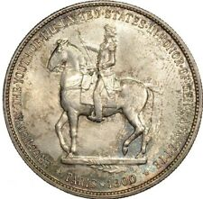 Lafayette Silver Dollar PCGS MS62 Beautiful Toned