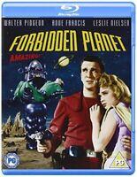 Forbidden Planet [Blu-ray] [1956] [Region Free] [DVD][Region 2]