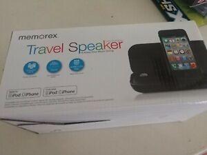 Memorex Travel Speaker iPod, iPhone