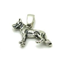 925 Silber Anhänger Hund PE001073 EMPRESS
