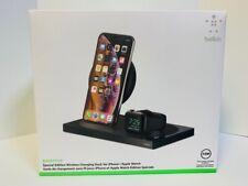Belkin Boost Up Wireless Charging Dock For iPhone & Apple Watch