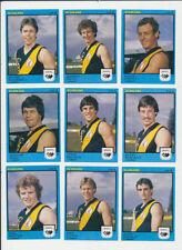 Scanlens Australian Rules Football (AFL) Trading Cards
