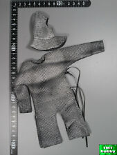 1:6 Scale China Toys Knight Templar C002 - Chainmail Hood & Cost