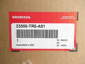 Genuine OEM Honda 33550-TR0-A51 Driver Rear Taillight Lamp 2013-2015 Civic