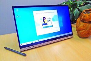 Lenovo Yoga c740 2-IN-1 i7-QUAD 16GB 512G Fhd-Touch Groupes Garantie
