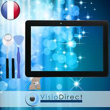 Vitre ecran tactile pour Asus Memo Pad ME103 ME103K noir + outils