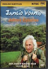 Jancio Wodnik (DVD) Johnny Aquarius  NTSC Jan Jakub Kolski POLSKI POLISH