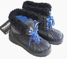 GAP BOYS BLACK THINSULATE DUCK BOOTS ORG. $44.95 SIZE 9 BNWT