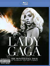 New listing Monster Ball Tour at Madison Square Garden [Blu-ray]
