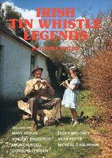 Irish Tin Whistle Legends Learn to Play Jigs Folk Songs Music Book